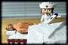 Nurse Betty Hard at Work