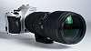 Sigma 100-300mm F4 EX APO DG telephoto zoom lens