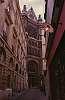My favorite picture from Paris: St. Eustache side entrance.