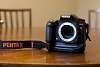 Pentax K200D with Grip!