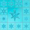 A stab at Snowflakes
