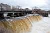 Rideau river falls