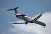 plane Spotting With the PLM. American Eagle Short final to 16L at JAN