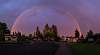 A rainbow shot from a few days ago