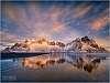 A Vestrahorn sunrise