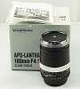 "Voigtlander ""Close Focus"" 180mm F4 Lens, PK-A Mount (near mint)"