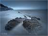 Sea Monsters, on the Cornish Coast