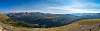 120 MegaPixel Panorama of Rocky Mountain National Park