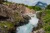 Swiftcurrent Creek Falls