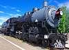 Old steam locomotive, Williams, AZ.