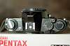 Extremely rare Pentax KX motor drive camera, split prism w/box & papers - Lower price