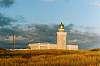 *Long live FILM* Lighthouse at sunset