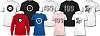 10% off All Pentax Forums T-shirts - One day only!