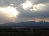 Sunrise, Las Cruces, New Mexico.