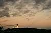*Long live film* Arecibo Lighthouse at sunrise