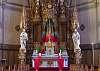 Palm Sunday, but no Mass