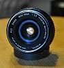 Sigma Mini-Wide 28mm F/2.8 Multi-Coated OLYMPUS OM MOUNT