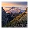 Impromptu Dolomites sunrise