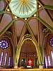 Vertical version, Cap-de-la-Madeleine Basilica, CANADA.