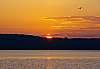 chautauqua sunrise