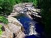Jacques Cartier River, Quebec, CANADA. 645Z + FA 33-55 mm f/4.5 AL @ f/13.
