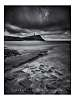 Two B&W seascapes from Dorset, UK