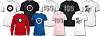 20% off all Pentax Forums T-shirts through Friday 9/4 only!