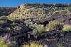 El Malpais, along Interstate-40 in Grants, New Mexico. Pentax K1 + DFA 28-105 mm.