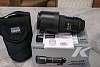 Pentax DA* 300mm F4 SDM -Excellent condition with original packaging