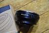 Lens adapter for Rollei QBM mount to Fuji X camera body