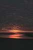 Intense Sunset at Jones Beach
