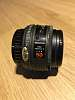 Pentax F 50mm f/1.4