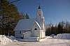 Madawask, pioneer Anglican Church