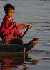 Going Home From School in Cambodia