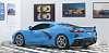 Miniature: 2020 C8 Corvette 1/24 scale