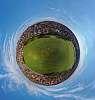 Tiny Planet - Park Eye