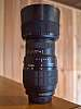 Sigma 70-300, free to someone who needs it!