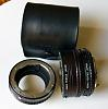[Worldwide] Pentax Auto Extension Tube Set K