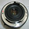 "Cheap ""donor"" KA-mount 28mm f/2.8 lens - any make"