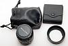 Pentax-A 50/1.2, Vivitar Sries 1 105mm macro, Sigma 17-70mm, Pentax case for A