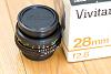 Vivitar 28mm f/2.8, Lowepro Stealth Reporter D200AW