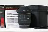 [US] Sigma EX DC 10-20mm f4-5.6 for Pentax K + 77mm Hoya Pro1 Digital UV filte