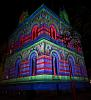 Adelaide Festival's Northern Lights Display