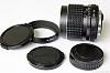 Pentax SMC K 35mm/2 35mm F2 Rare Collector's Item, w/ Metal Hood (Worldwide)