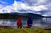 Overlooking Lake Whatcom