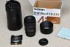 Tamron SP 90mm f/2.8 Di Macro AF - excellent condition/tack sharp (US)
