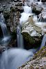 Waterfalls near Routeburn track, NZ