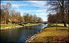 Djurgårdsbrunn kanalen..