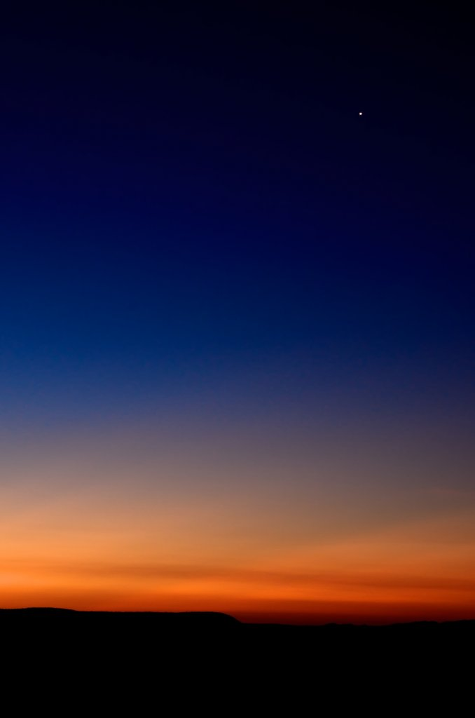 Venus Sunset