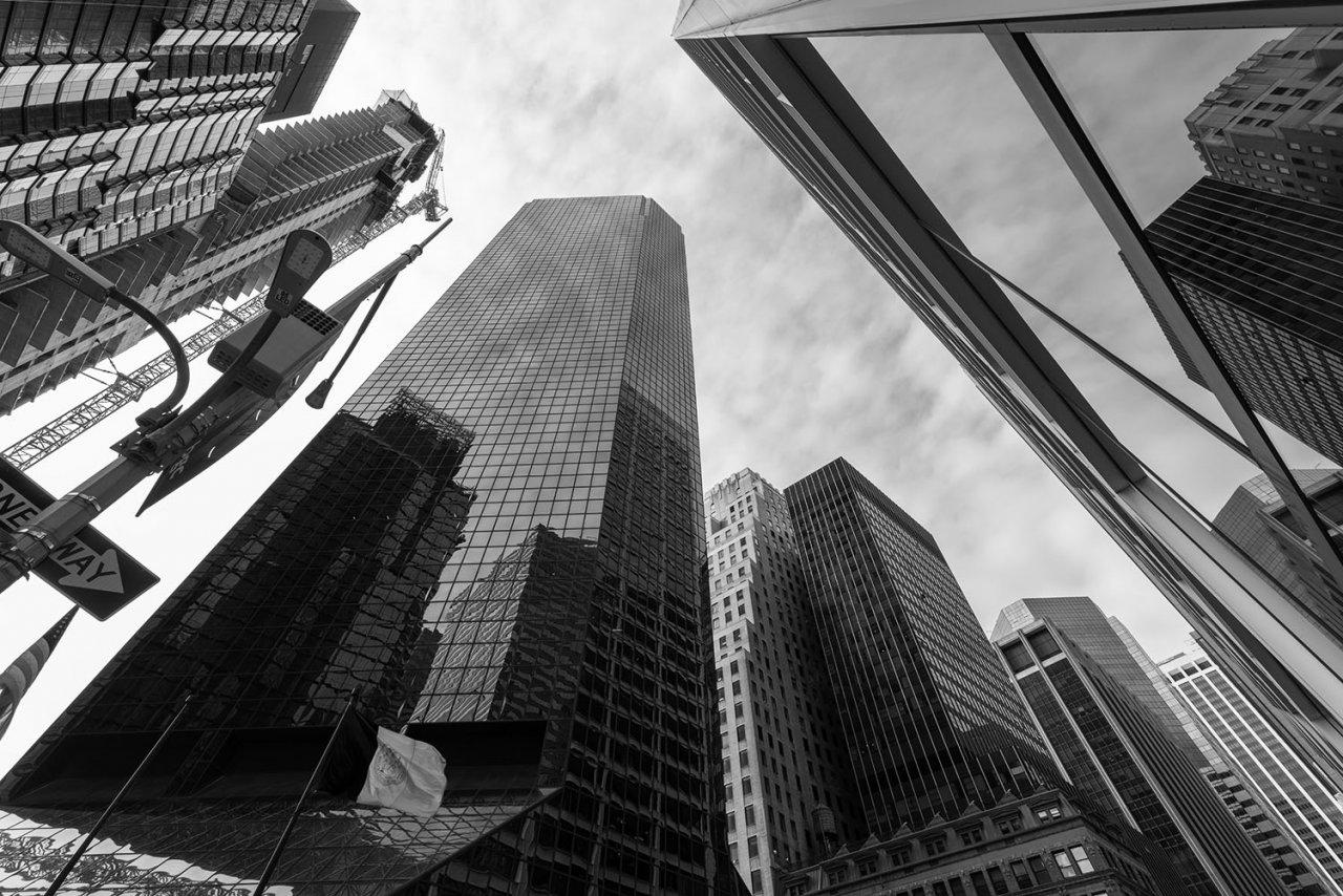 Financial District - Irix 15mm